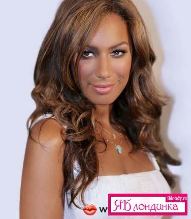 Leona Lewis выпускает парфюм имени себя любимой