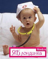 Рост и вес ребенка до года