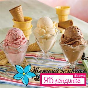 Готовим мороженое дома