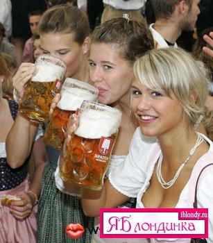 4 кружки пива вызывают необратимую дегенерацию мозга