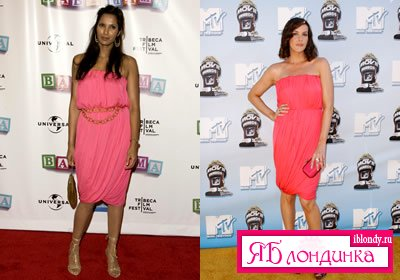 Padma Lakshmi против Liv Tyler
