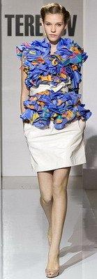 Мода весна-лето 2009 от Терехова